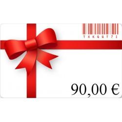 Carte Cadeau-90