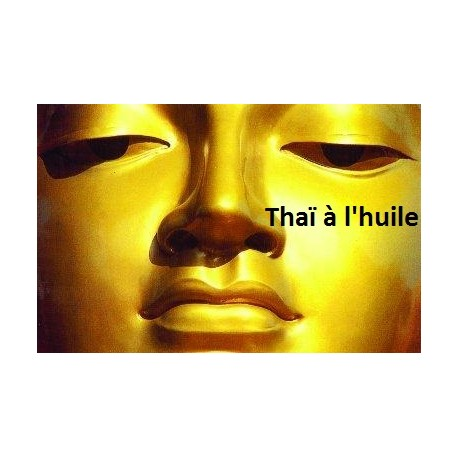 Thaï à l'huile 1h00