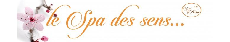 Visitez le site vitrine Spa des sens...